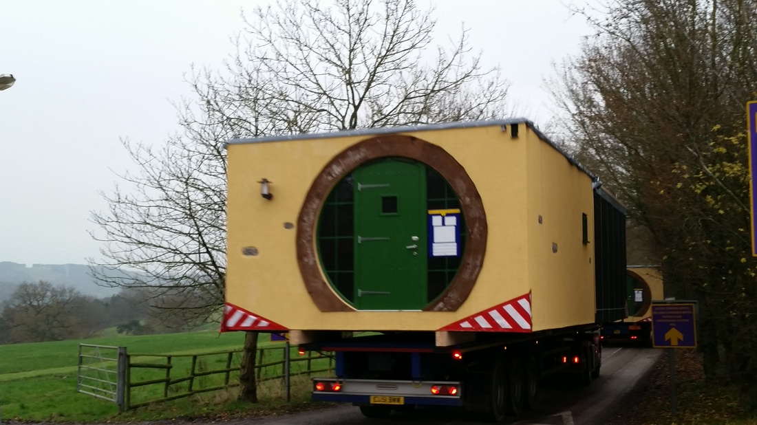 Modular Classroom Specifications ~ Unusual modular buildings built to specification hotel